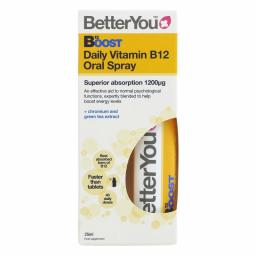 B12 Oral Spray by Better You Boost   - 25ml