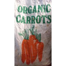 Carrots, Unwashed