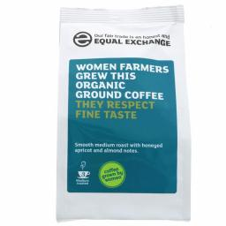 Coffee, Ground 227g - Equal Exchange,  Women Grew This