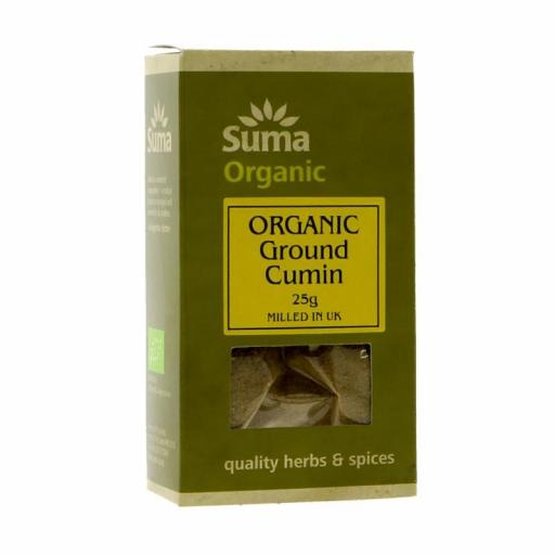 Cumin, Ground - 25g