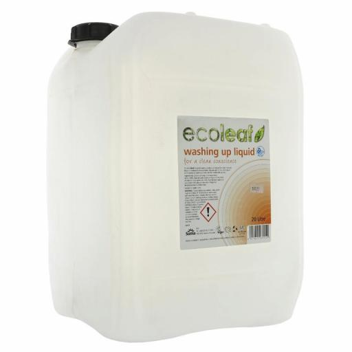 Ecoleaf Washing up liquid Refills - 1ltr.