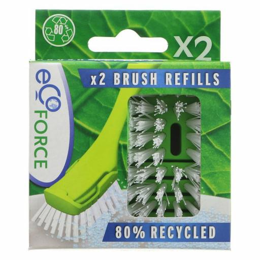 Ecoforce Recycled Dish Brush Refill