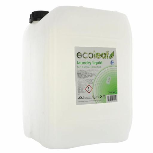 Ecoleaf Laundry Liquid Refills - 1 ltr & 1.5 ltr