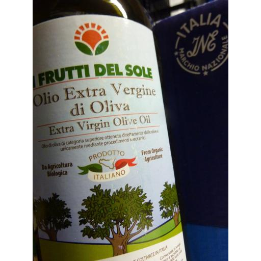 Olive Oil, Extra Virgin - 1 ltr.