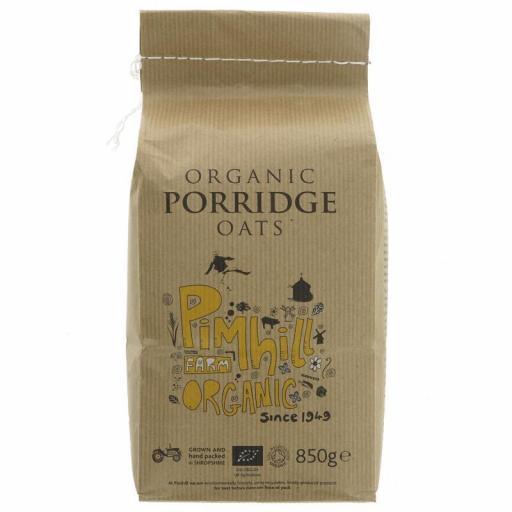 Porridge Oats by Pimhill - 850g