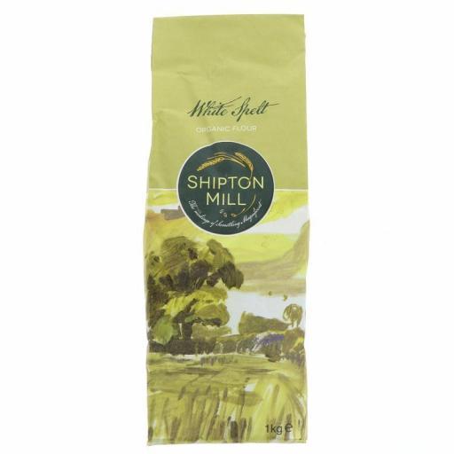 Spelt Flour by Shipton Mill, White - 1kg