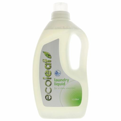 Ecoleaf Laundry Liquid - 1.5ltr