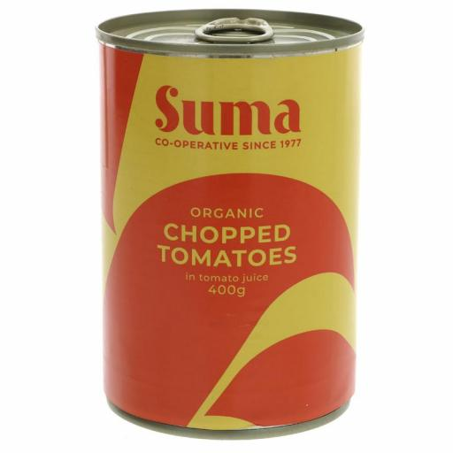 Tomatoes, Tinned Chopped